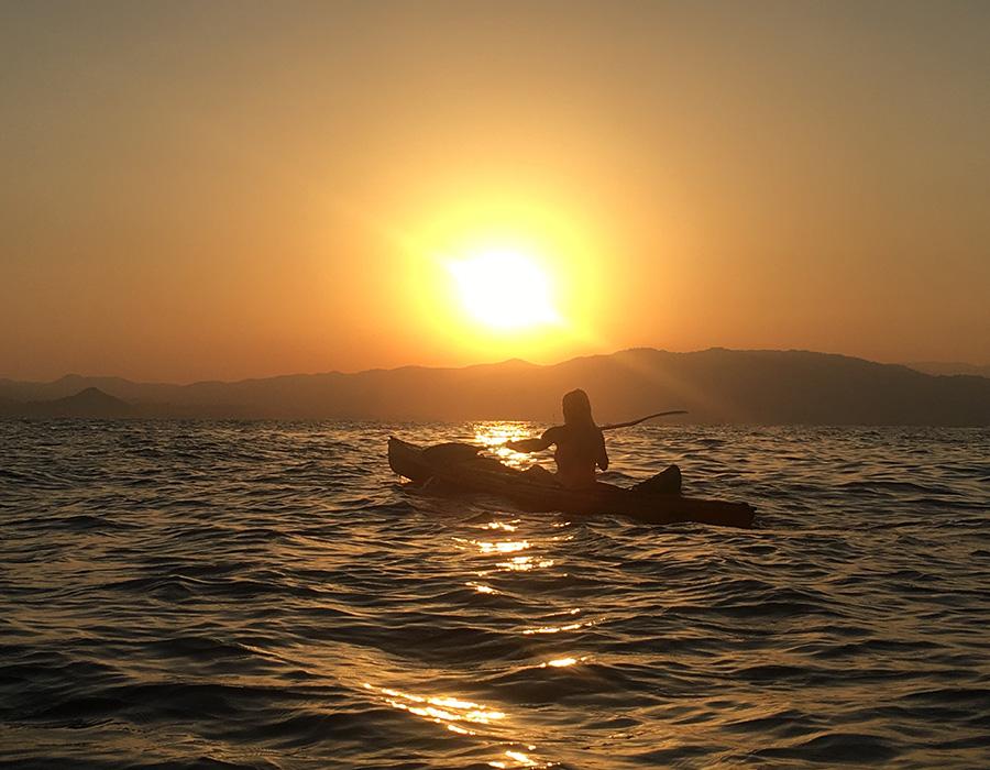 kayak-de-mer cannes