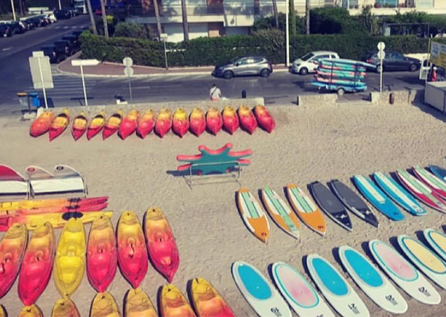paddle cannes